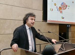 Il direttore del Centro Studi Unioncamere Guido Caselli