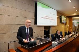Il presidente di Unioncamere ER Maurizio Torreggiani