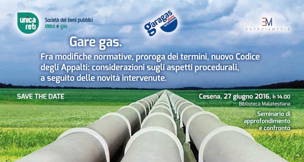 seminario gare gas