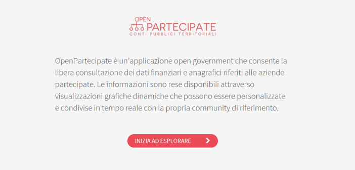 Portale Open Partecipate