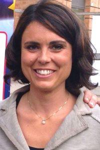 L'europarlamentare Simona Bonafè (foto tratta da biografieonline.it)